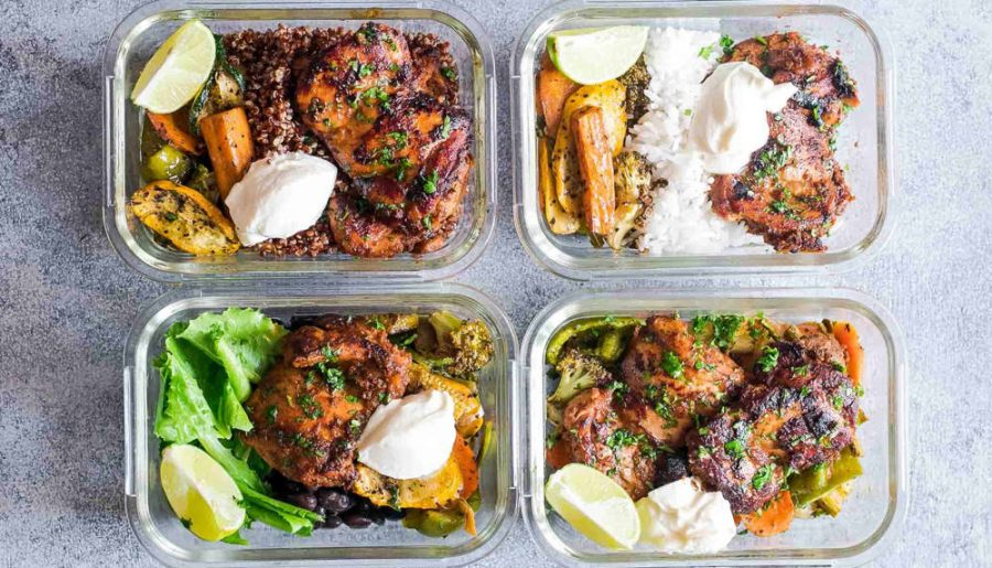 5 Tips to Help You Prep Meals For Maximum Gains