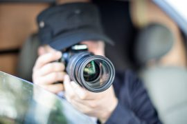 how do private investigators do surveillance