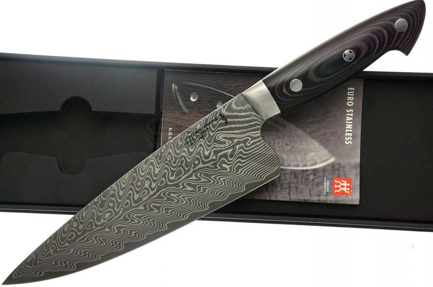 wusthof chef knife