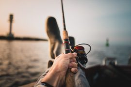 types of fishing